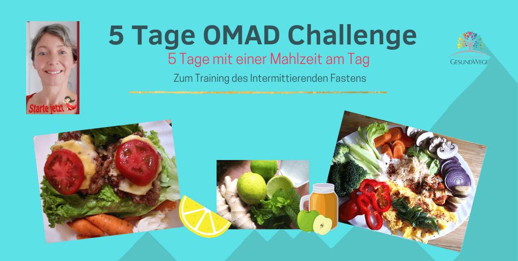 Die Eine Mahlzeit am Tag – 5 Tages Challenge