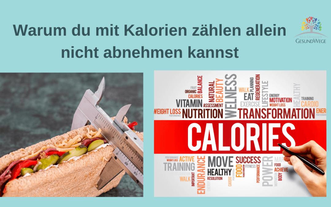 Kalorien weniger -Sport mehr- die Formel für Skinnyfat