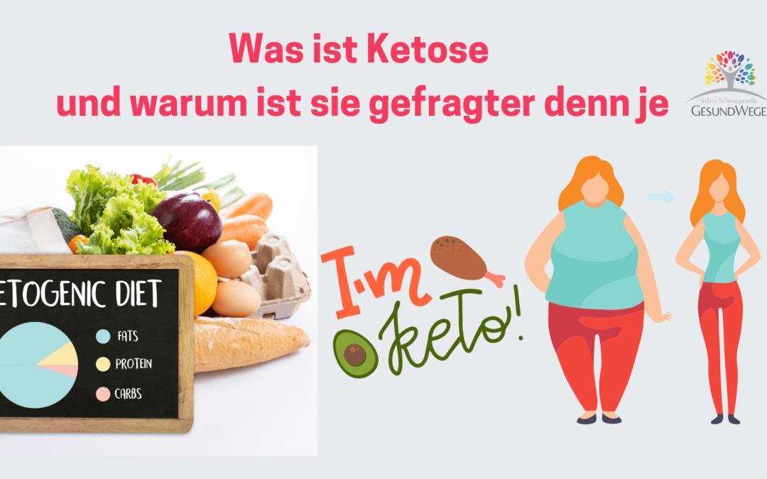 Was ist Ketose und warum wird ketogene Ernährung immer beliebter