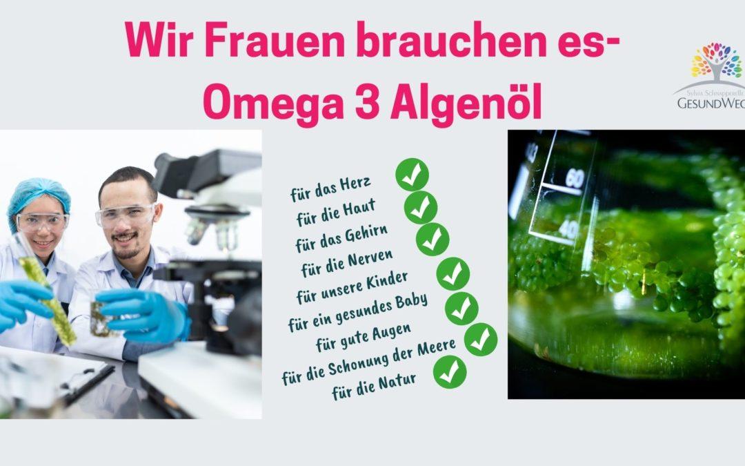 Verzichte niemals auf Omega 3 Fettsäuren- EPA und DHA – für deine Gesundheit
