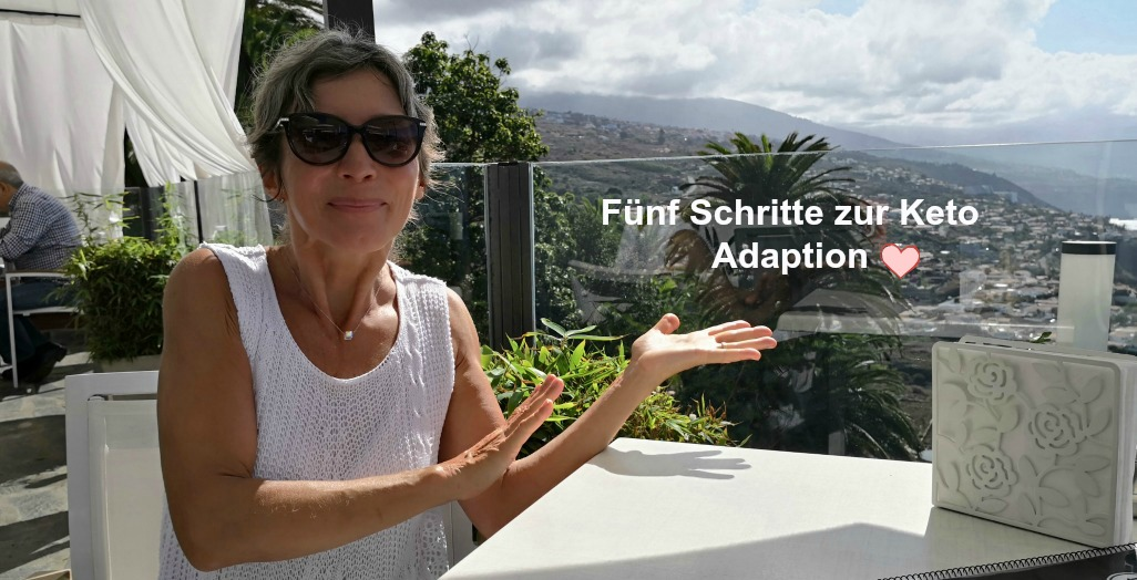 Durch die Keto Adaption in 5 Schritten