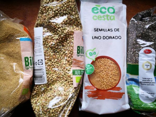 Proteinase Hemmer und Lektine erschweren die Verdauung von Samen und Saaten